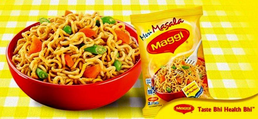sponsorship of maggi noodles